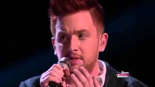 Jeffery Austin - Make It Rain - The Voice USA 2015  - Top 4 Instant Save