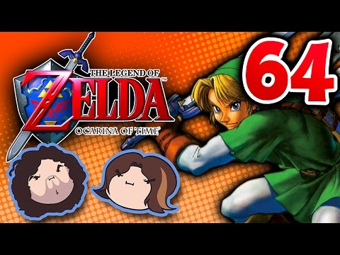 Zelda Ocarina of Time: Teddy Roosevelt Facts - PART 64 - Game Grumps