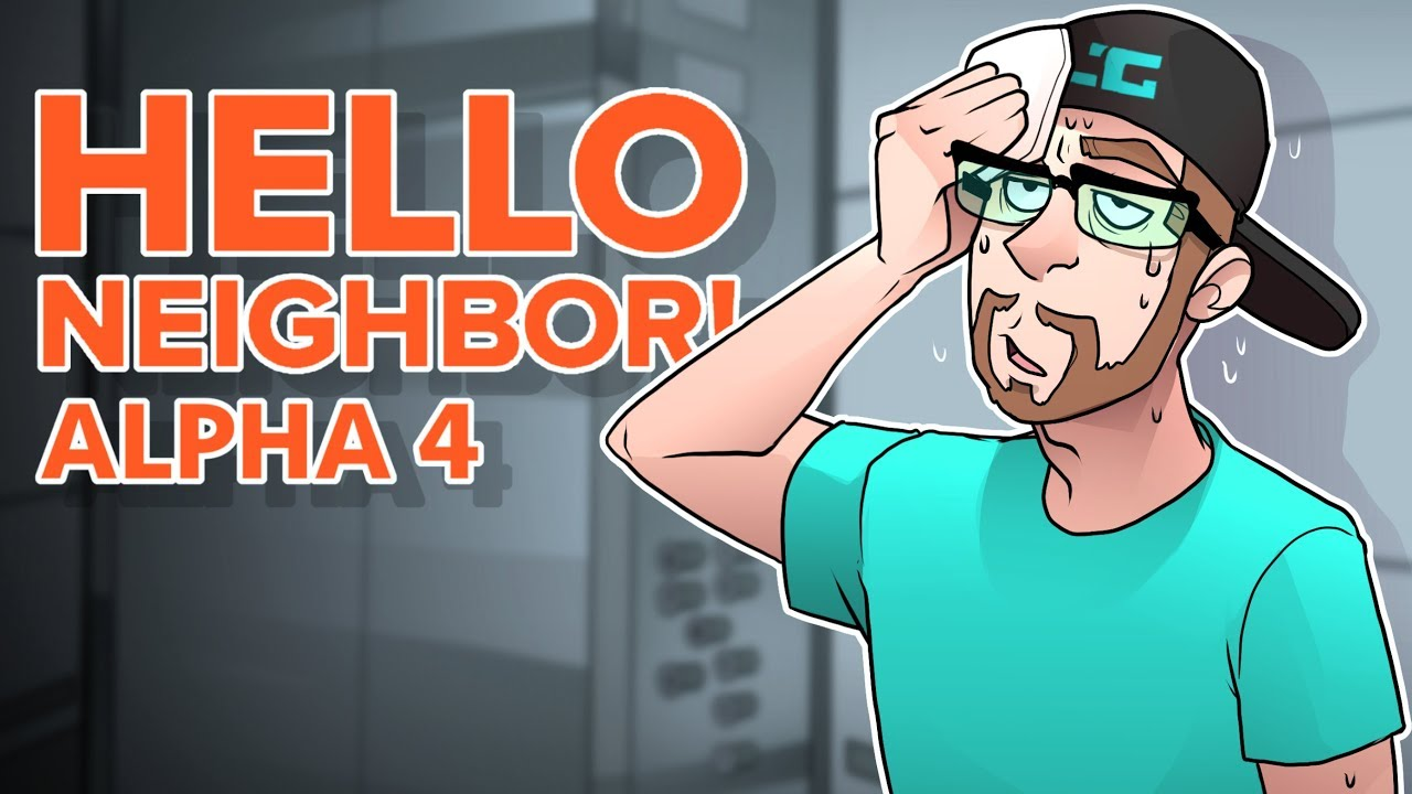 how to open hello neighbor file