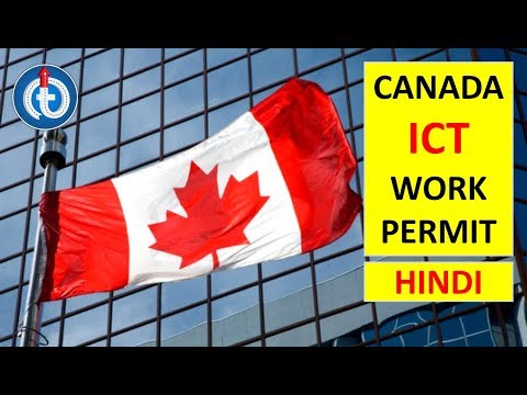 Canada ICT Work Permit And Visa Application Procedure