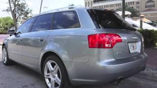 2006 Audi A4 Wagon Quattro