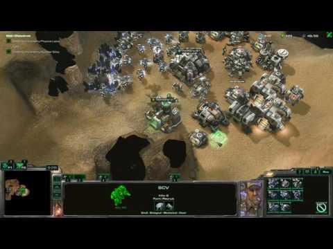 Starcraft 1 Episode 5 The Iron Fist TERRAN 4 Assault on Korhal
