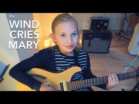 Wind Cries Mary - Jimi Hendrix (Guitar cover)