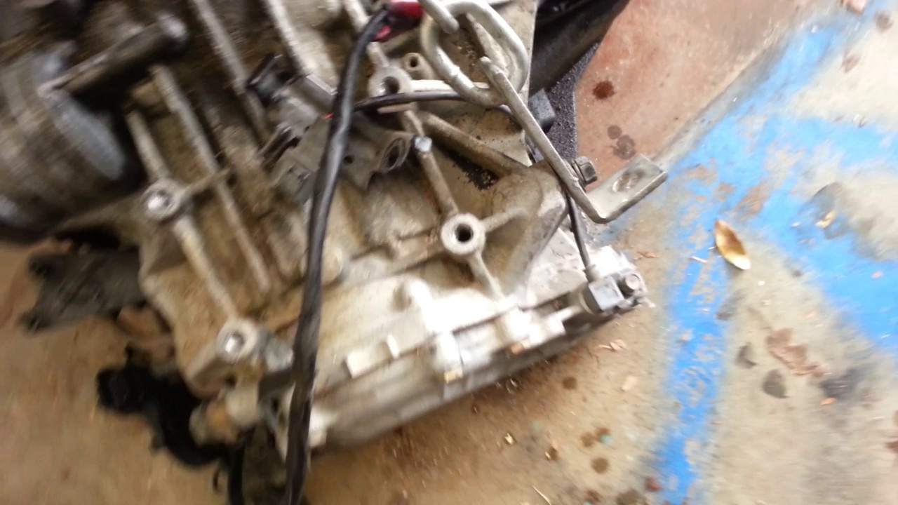 small resolution of nissan altima engine and trans removal and replace as a unit