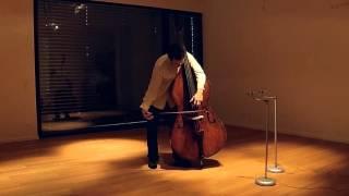 Edicson Ruiz - Alberto Ginastera: Variazione IV (Concerto per Corde) for solo Double Bass