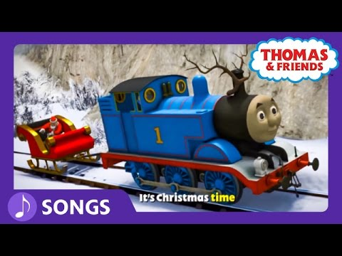 It's Christmas Time | Steam Team Holidays | Thomas & Friends - YouTube