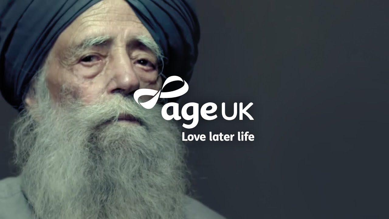 Age UK Love later life TV ad | Age UK