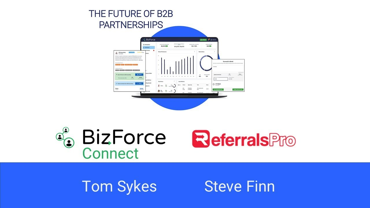 BizForce Connect - interview with Steve from Finn Group