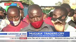 'Muguka' traders cry: Embu county government, traders row over eviction notice from stadium