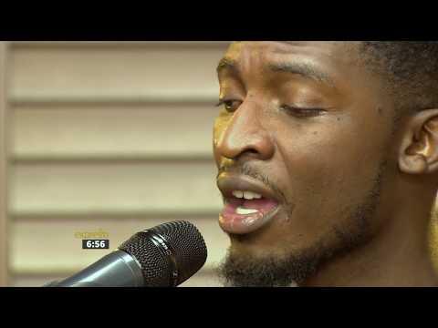 Karabo Mogane performs 'Ngithandile'