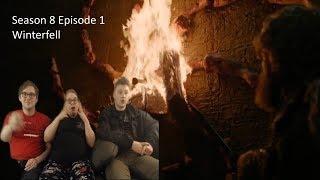 Game of Thrones Reaction Season 8 Episode 1