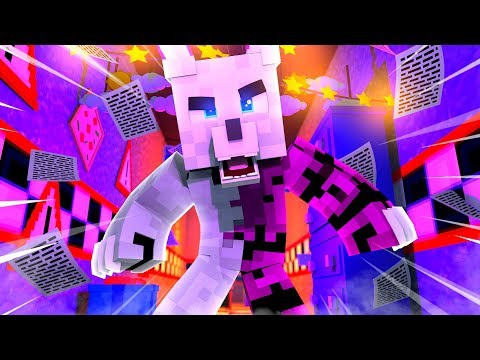 Funtime Twisted Wolf! Minecraft FNAF Roleplay