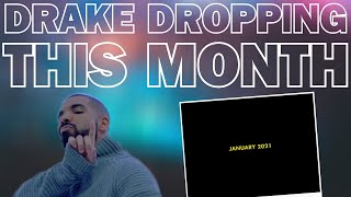 """Drake Is Dropping His New Album """"Certified Lover Boy"""" Still In January - Here's Why"""