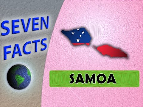 7 Facts about Samoa