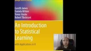 Введение в статистическое обучение (с применением R - обзор книги)