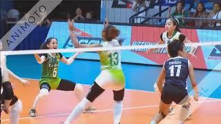 Dawn Macandili's Top 10 Best Actions |DLSU Volleyball |Philippine Volleyball |Great Libero● CVᴴᴰ