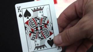 Scarlet Madison Rounders Deck Review