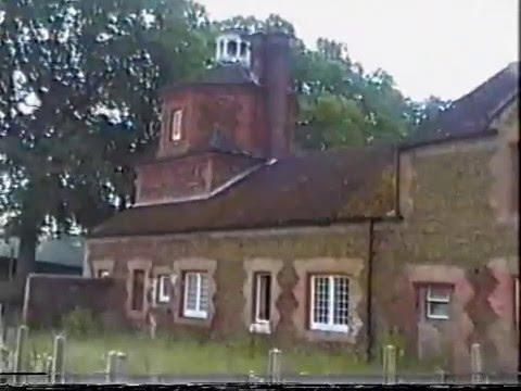 Sandringham Repairs Yard - Old & New..1999