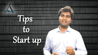 Tips For Small Business Start-Ups - Hindi - Ashish Sharma