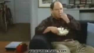 seinfeld george answering machine
