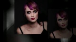 Latest Purple Hair Highlight Color of 2012 Thumbnail