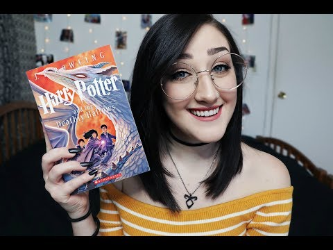 HARRY POTTER AND THE DEATHLY HALLOWS REVIEW.