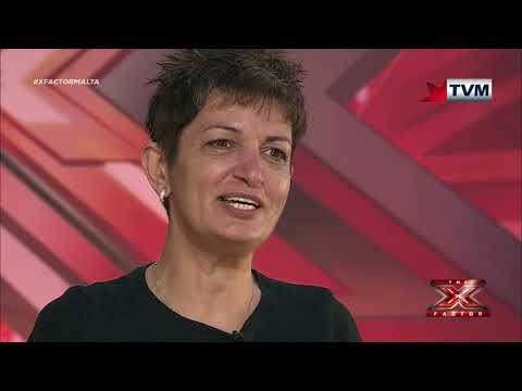 X Factor Malta - Auditions - Day 3 - Maria Zammit