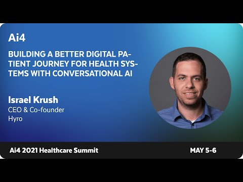 Building a Better Digital Patient Journey for Health Systems With Conversational AI