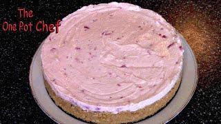 Strawberry Cheesecake (no Bake!) - Recipe