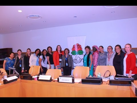 Socialist International Women meeting July 9,2015