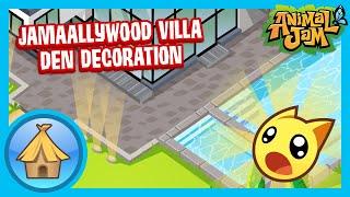 LUXURY at the JamaaĮlywood Villa | Animal Jam Den Decoration