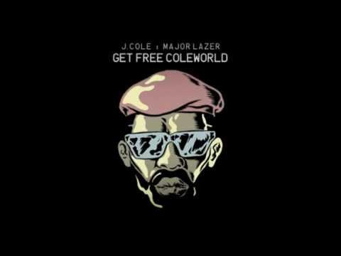 J cole- Get Free ColeWorld (lyrics)