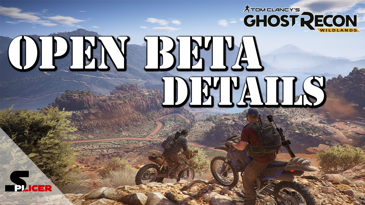 how to download ghost recon open beta