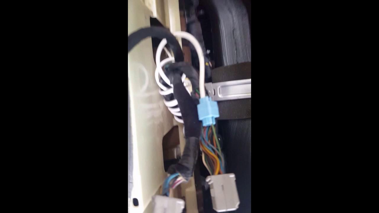 Kia Sorento Wiring Diagram Clarion Car Radio 05 Speedometer Working Youtube