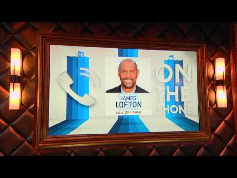 Pro Football Hall of Famer James Lofton on Terrell Owens Not Being Selected into HOF - 2/7/17