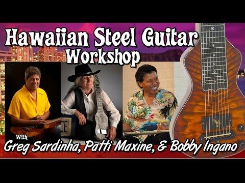 Podcast #10 - Greg Sardinha, Patti Maxine, & Bobby Ingano Workshop