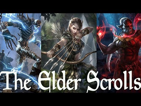 The Elder Scrolls: Legends - ПАРУ СЛОВ