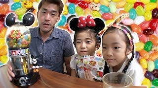 Jelly Belly Mickey Mouse Bean Machine ジェリーベリーミッキーマウスビーンマシーン thumbnail