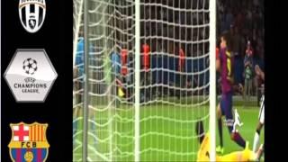 Juventus 1-3 Barcelona - NARRACIÓN Alfredo Martinez | RESUMEN GOLES | ONDA CERO