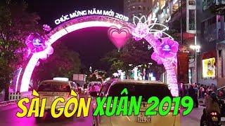 Sài Gòn street Xuân 2019