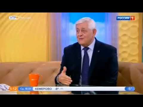«Россия 1», «Утро России», Павел Качкаев рассказал о безопасности использования газового оборудования