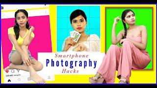 7 Smartphone Photography HACKS \u0026 Tricks | Anaysa