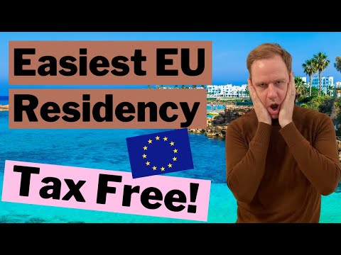Cyprus Category F - Easiest 0% Tax EU Permanent Residency
