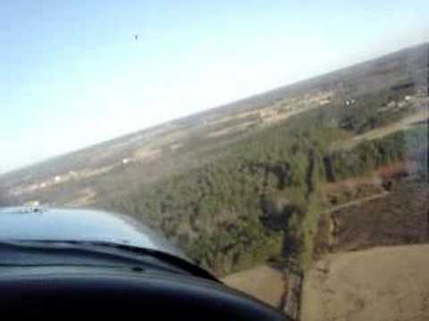 Flying from Falcon Field to Peach State Airport.