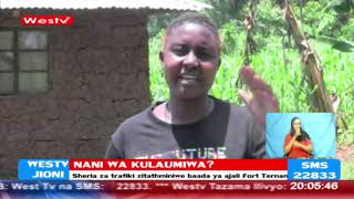 Wakulaumiwa kwa ajali ya Fort Ternan ni nani?