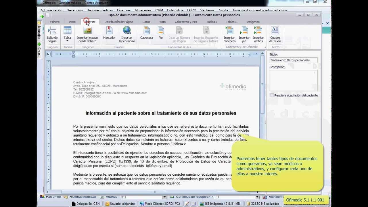 Moderno Plantillas De Documentación Médica Motivo - Colección De ...