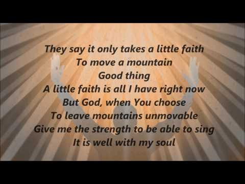 MercyMe – Even If Lyrics