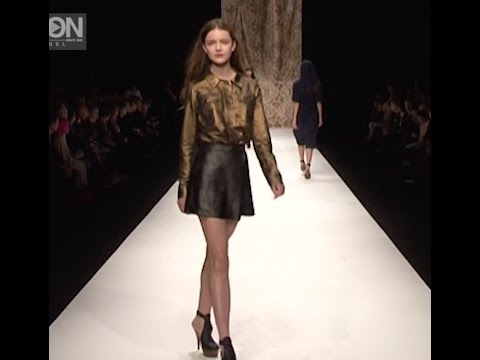 BETTY JACKSON Autumn Winter 2010-11 - Fashion Channel