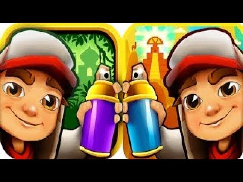 Subway Surfers RiO VS Venice iPad Gameplay for Children HD #149