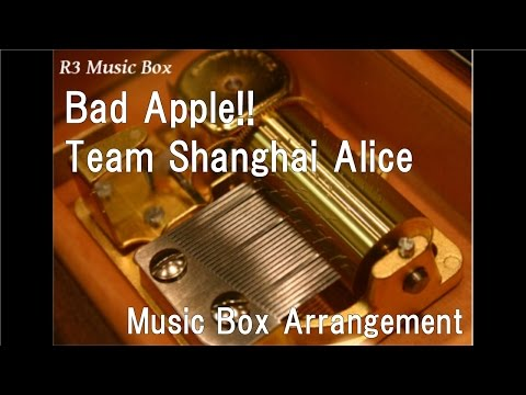 """Bad Apple!!/Team Shanghai Alice [Music Box] (Game """"Lotus Land Story"""" 3rd Stage Theme Song)"""